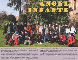 Visita Ángel Infante